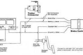 wire diagram for trailer brake controller wiring diagram