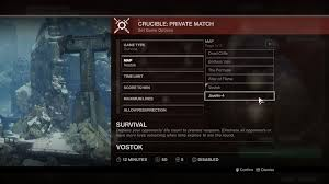 Biggest Video Game Maps Destiny 2 Private Crucible Matches Ranked Pvp Better Raid
