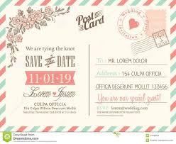 wedding invitations postcard templates for photoshop pikpaknews