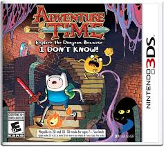amazon com adventure time explore the dungeon because i don u0027t