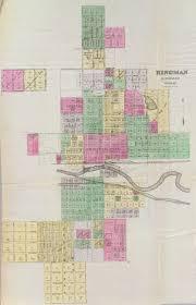 Silver City New Mexico Map by Atchison Topeka U0026 Santa Fe Railroad