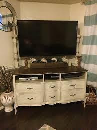 Bedroom Dresser Tv Stand Tv Racks Interesting Tv Stand With Dresser Drawers High Resolution