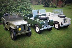 land rover jeep the toylander is the teeny tiny land rover for kids
