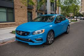 volvo the 2017 s60 polestar is a most intriguing car ars technica
