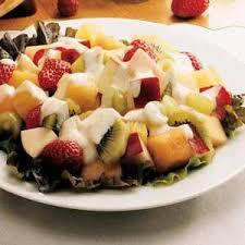 Best Salad Recipes Best Fruit Salad Recipe Taste Of Home