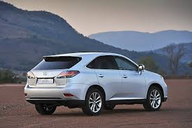 lexus hybrid suv south africa lexus rx is a facelift enough