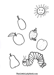 sun coloring pages thelittleladybird com