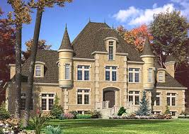 chateau house plans chateau style house plans house style