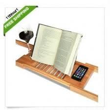Bathtub Wine And Book Holder Expandable Bathtub Caddy Foter
