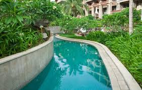 lazy river if you have space and loads of money you can construct an entire pool c or lazy river throughout your property yes some people have done