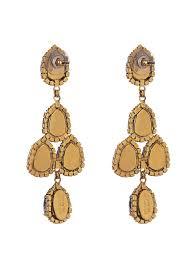 fabulous earrings erickson beamon duchess of fabulous earrings lyst