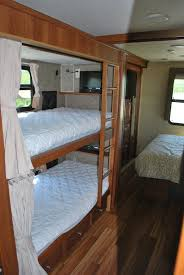 Bunk Bed Used Class Rv With Bunk Beds Photo For Sale Kansas Slide Out Used