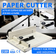 manual 17 u0026 034 a3 paper cutters trimmers guillotines machine