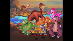 the land before time original franchise soundtrack issue at