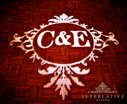 wedding backdrop initials wedding monogram light rentals free shipping nationwide