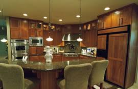 Kitchen Recessed Lights by Kitchen Recessed Lighting Ideas Pictures