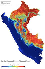 Peru On Map Stunning High Resolution Map Reveals Secrets Of Peru U0027s Forests