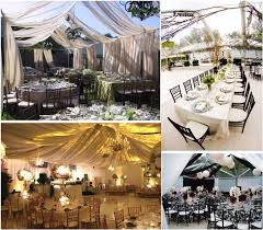 Backyard Country Wedding Triyae Com U003d Backyard Tent Wedding Reception Ideas Various
