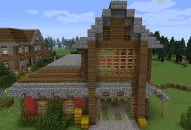 Floor Plans Minecraft Horse Stable 1 Grabcraft Your Number One Source For Minecraft