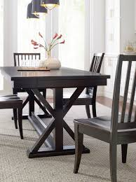 trestle dining table set rachael ray home trestle dining table set reviews wayfair