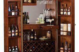 bar wine rack and bar startling bar cart with wine rack