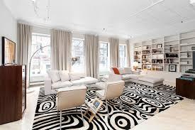 livingroom soho black and white living rooms design ideas