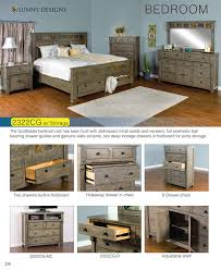 Sunny Design Furniture Sunny Designs Scottsdale Cg Bedroom Furniture With Prices U2022 Al U0027s