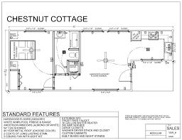16 40 floor plans cottage cabin 16 40 be moses floorplan format 500 42 x 16 chestnut cottage modular log cabin mountain recreation