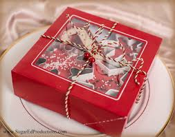 cookie gift boxes cookie cutter gift boxes sugared productions