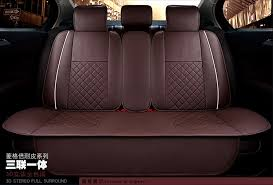 couvre si es auto automobile coussin tapis de voiture siège couvre pu tapis pour fiat