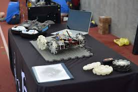 el camino lifted fpv rover 2017 northrop grumman global innovation summit