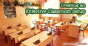 an effective elementary classroom setup classroom caboodle
