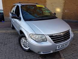 used chrysler grand voyager lx for sale motors co uk
