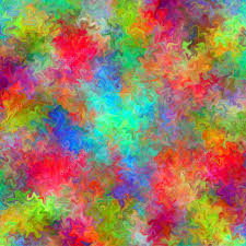 abstract rainbow color paint splash art grunge background u2014 stock