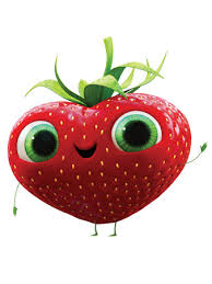 2013 cloudy with a chance of meatballs 2 movie wallpapers image cloudy with a chance of meatballs 2 barry the strawberry