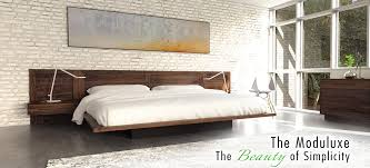Japanese Zen Bedroom Platform Beds Modern Furniture Store Japanese Furniture