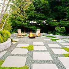 Idea For Backyard Landscaping by 38 Ideas For Firepits Sfgate