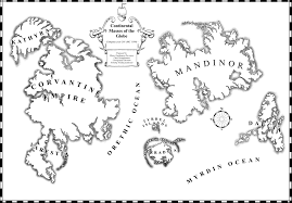 World Of Ice And Fire Map by Map Room