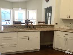 stone backsplash for kitchen countertops compromises u0026 a diy backsplash u2013 the steel fox home