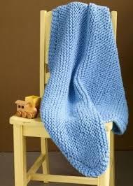 knitting pattern quick baby blanket super quick baby blanket lion brand knitting gems pinterest