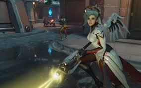 how to make halloween mercy desktop background review