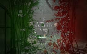 unofficial skyrim legendary edition patch traduzione audio