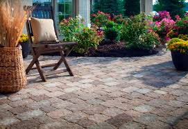 Backyard Paver Patio Ideas Manificent Decoration Inexpensive Patio Pavers Endearing Paver