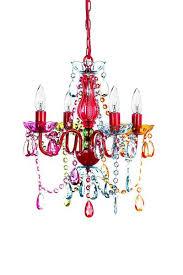 Multi Coloured Chandeliers Bohemian Color 3 6 Light Small Boho Chandelier Metal