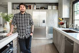 Architectural Digest Kitchens by Chef Ludo Lefebvre U0027s Los Angeles Kitchen Makeover Photos
