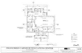 rehabilitation center floor plan project plans