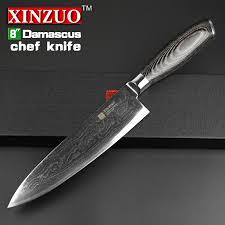 aliexpress com buy xinzuo 2 pcs kitchen knife set h damascus