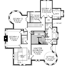 world floor plans house plan second floor 072d 0995 house plans and