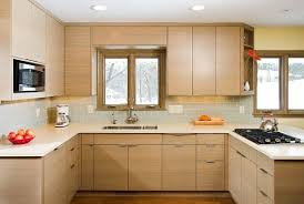 Modern Kitchen Cabinet Contemporary Kitchen Cabinets With Small Windows 161