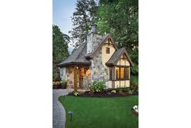 eplans english cottage house plan u2013 cottage guest house or private